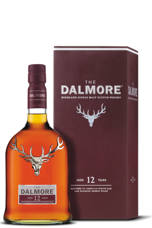 Dalmore Aged 12 Years Single Malt Scotch Whisky