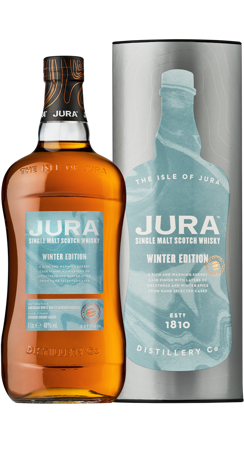 Jura Single Malt Scotch Whisky Winter Edition